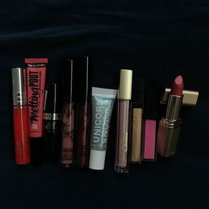 Makeup collections!